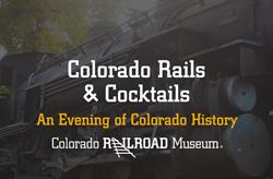 Cocktails on Rails - Colorado Rails & Cocktails
