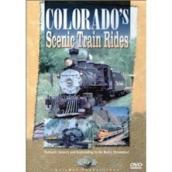 Colorado's Scenic Train Rides DVD