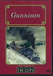 Gunnison - Machine of Iron DVD