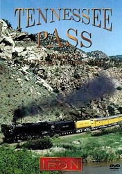 Tennessee Pass Volume 4 844 Through Tennesse Pass - DVD