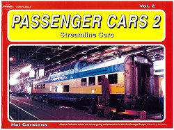 Passenger Cars Volume 2: Streamline Cars