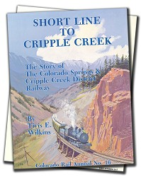 CRA No. 16 - Short Line to Cripple Creek