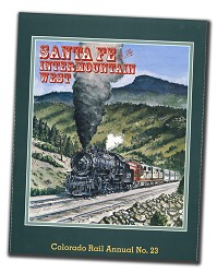 CRA NO. 23 - Santa Fe In The Intermountain West