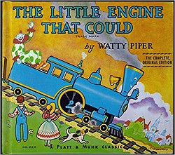 Little Engine That Could with new art by Loren Long