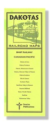 Pocket RR Map:Dakotas