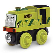 Scruff the Tiny Diesel - Thomas & Friends™ Wooden Railway