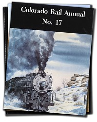 CO Rail Annual Pack 02 - Annual Nos. 17, 18 & 19