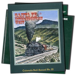 CO Rail Annual Pack 04 - Annual Nos. 23, 24 & 25
