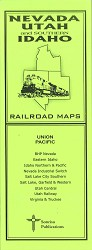 Pocket RR Map: Nevada/Utah