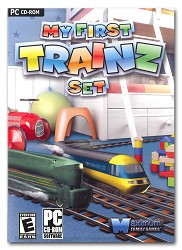 My First Trainz Set - Family PC Game