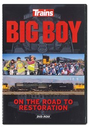 Big Boy On The Road to Restoration - DVD Video