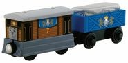 Toby Castle Delivery - Thomas & Friends™ Wooden Railway