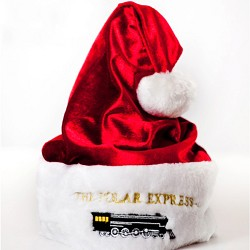 Polar Express Santa Hat