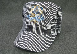 Polar Express Navy Youth Engineer Cap