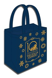 10th Anniversary Polar Express Eco Bag
