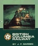 USED BOOKS - British Columbia Railway