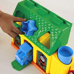 Tidmouth Shape Sorter - Thomas & Friends™ Preschool