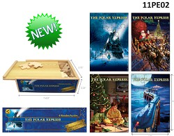 The Polar Express Movie Scene Puzzle