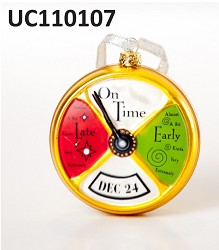 The Polar Express Watch Ornament