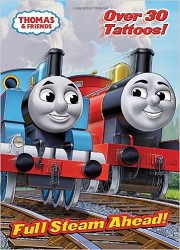 Thomas Full Steam Ahead Book
