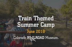 T is for Train Camp