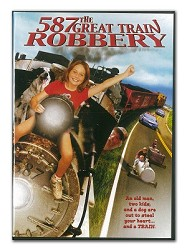 587 Great Train Robbery - Kids DVD