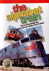 Alphabet Train - Kids DVD