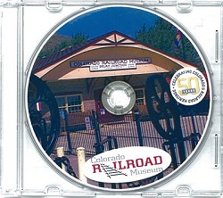 Colorado Railroad Museum DVD - 50th Anniversary Edition DVD