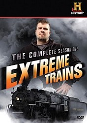 Extreme Trains - The Complete Series - History Channel