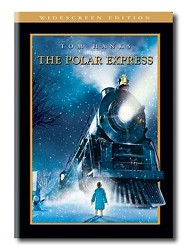The Polar Express - Widescreen DVD