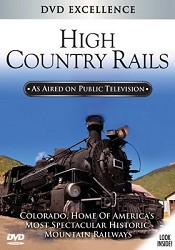 High Country Rails - DVD,60466