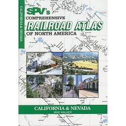 SPV's Railroad Atlas California & Nevada
