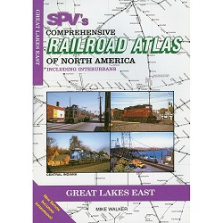 SPV's Railroad Atlas Great Lakes East
