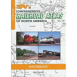 SPV's Railroad Atlas Southeast