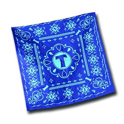 Thomas Blue Bandana