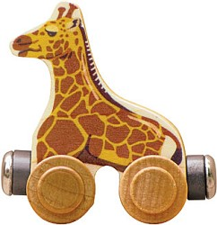 "Nametrain Animals ""Jordan the Giraffe"""