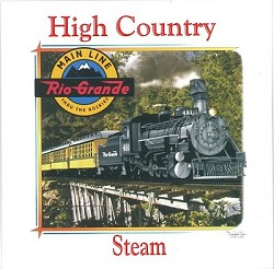 High Country Steam CD