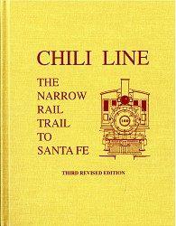Chili Line - The Narrow Rail Trail to Santa Fe