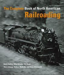 Complete Book of North American Railroads