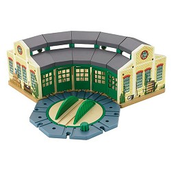 Tidmouth Sheds - Thomas & Friends Wooden Railway