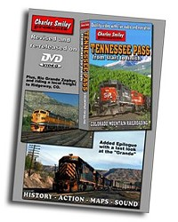 Tennessee Pass From Start to Finish - Revised DVD 99 minutes