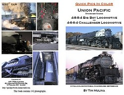 Quick Pics in Color - Union Pacific Big Boy & Challenger Loc