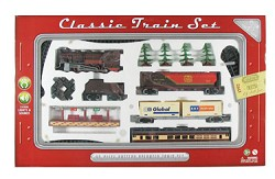 Deluxe Classic Train Set - 40 pieces