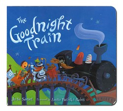 The Goodnight Train - Children's Book