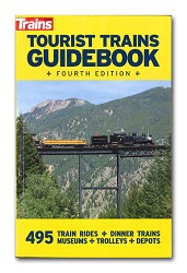 Tourist Trains Guidebook 4th Edition