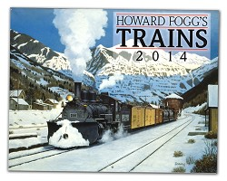 2014 Calendar - Howard Fogg's Trains
