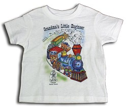 Grandma's Little Engineer 3T