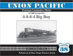 Union Pacific Prototype Locomotive Photos 4-8-8-4 Big Boy