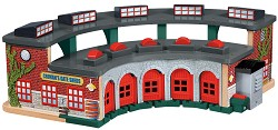 Deluxe Roundhouse - Thomas & Friends™ Wooden Railway