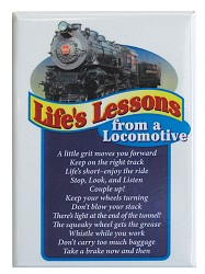 Life's Lesson Magnet